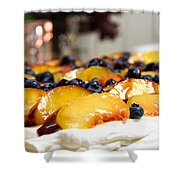 Pavlova And Candle Shower Curtain