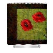 Pavot - 027023173-bl01 Shower Curtain