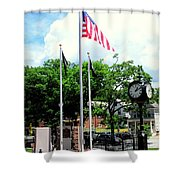 Pawling Memorial Shower Curtain