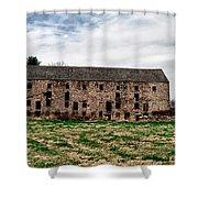 Pawlings Farm Big Barn Shower Curtain