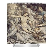 The Lamentation Over The Dead Shower Curtain