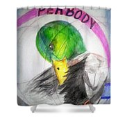 Peabody-memphis Shower Curtain