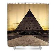 Peace And Harmony Shower Curtain