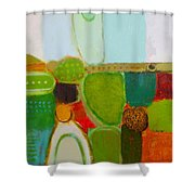 Peace And Joy 4 Shower Curtain