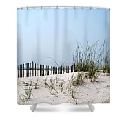 Peace And Tranquility Shower Curtain