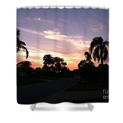 Peace In Pastels Shower Curtain