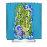 Peace Is Possible Shower Curtain