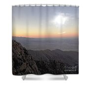 Peace Of Mind Shower Curtain