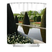 Peace Upon You. Keukenhof In Spring Shower Curtain
