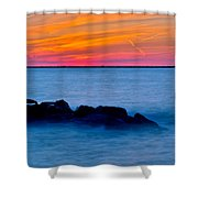 Peaceful Bliss Shower Curtain