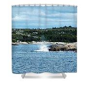Peaceful Cove Shower Curtain