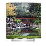 Peaceful Dreams Shower Curtain