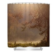 Peaceful Moments Shower Curtain
