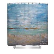 Peacefulness Shower Curtain
