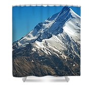 Chandrabhaga Peak 13  Shower Curtain