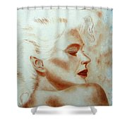 Pearl, Comments Please Shower Curtain