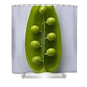 Peas In A Pod 2 Shower Curtain