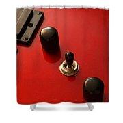 Peavey Guitar - 1 Shower Curtain