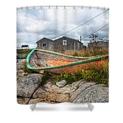 Peggy's Cove 13 Shower Curtain