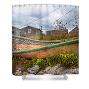 Peggy's Cove 14 Shower Curtain