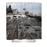 Pemaquid 8263 Shower Curtain