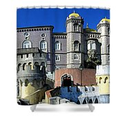 Pena National Palace Shower Curtain