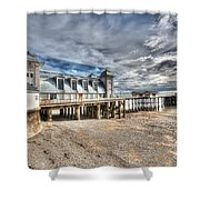 Penarth Pier 5 Shower Curtain