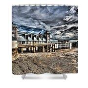 Penarth Pier 6 Shower Curtain