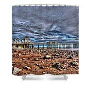 Penarth Pier 7 Shower Curtain