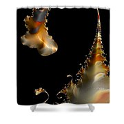 Peninsula - Cards And Phone Cases Shower Curtain