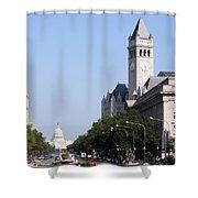 Pennsylvania Avenue Shower Curtain
