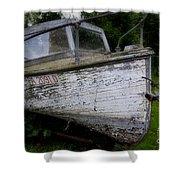 Pennsylvania Boat Shower Curtain