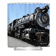 Pennsylvania Railroad H8 Shower Curtain