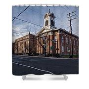 Pennsylvania Sunrise Shower Curtain