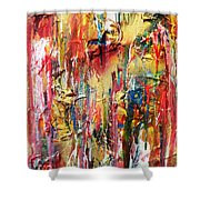 People Do Not Change Things Change People Shower Curtain