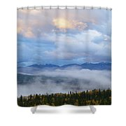 People Get Ready Shower Curtain
