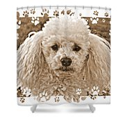 Peppie 1 Shower Curtain
