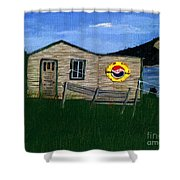 Pepsi Remember When Shower Curtain