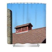 Perfect Americana Shower Curtain