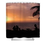 Perfect End To A Day Shower Curtain