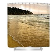 Perfect Sunset Beach Shower Curtain
