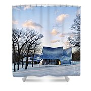 Performing Arts Center Shower Curtain