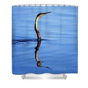 Periscope View Shower Curtain