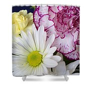 Perky Posies Shower Curtain