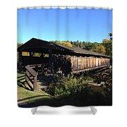 Perrine's Bridge Shower Curtain