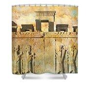 Persepolis  Shower Curtain