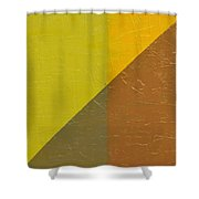 Perspective In Color Collage 10 Shower Curtain by Michelle Calkins