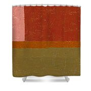 Perspective In Color Collage 12 Shower Curtain by Michelle Calkins