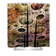 Perspective Lost Shower Curtain