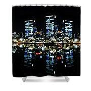 Perth 18 Shower Curtain